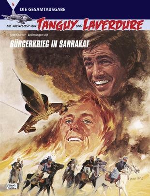 Die Abenteuer von Tanguy & Laverdure, Band 4 + 5 (Ehapa)
