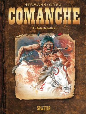 Comanche, Bd. 5 + 6 (Splitter)