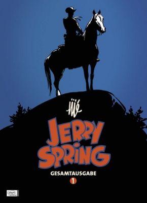 Jerry Spring Gesamtausgabe, Band 1 (Ehapa)