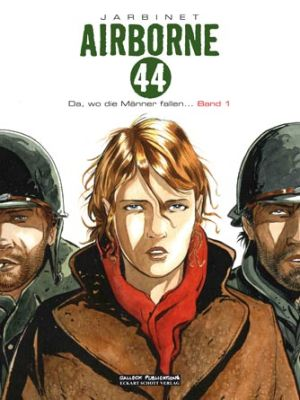 Airborne 44, Band 1 (Salleck)