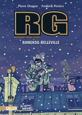 RG – Verdeckter Einsatz in Paris, Band 2 (Carlsen)
