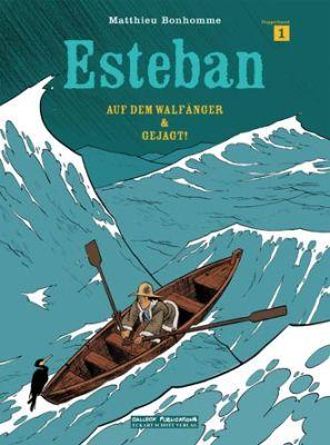 Esteban, Band 1 (Salleck)