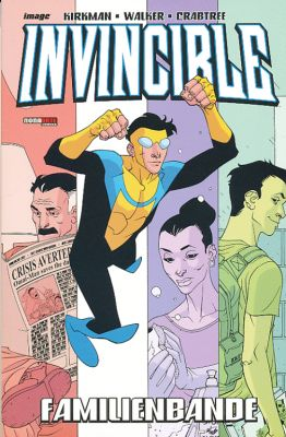 Invincible, Band 1 (Nona Arte)