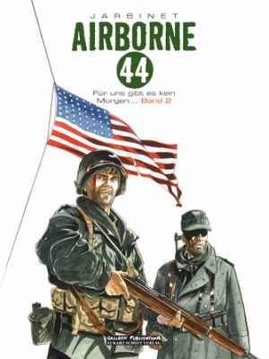 Airborne 44, Band 2 (Salleck)