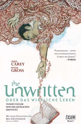 The Unwritten, Band 1 (Vertigo/Panini)