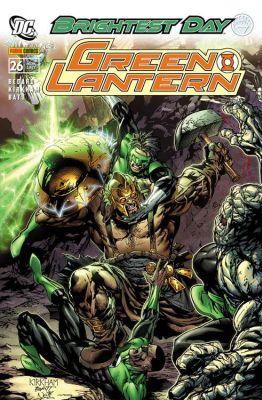 Green Lantern Sonderband 26 (DC/Panini)