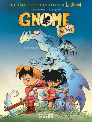 Gnome von Troy, Band 1 + 2 (Splitter)