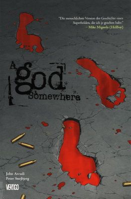 A God Somewhere (Vertigo/Panini)