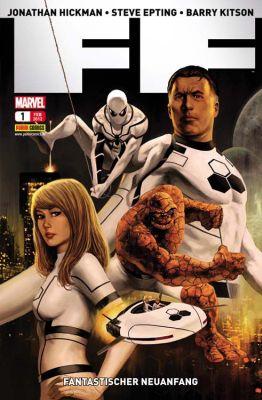 FF, Band 1 (Marvel/Panini)