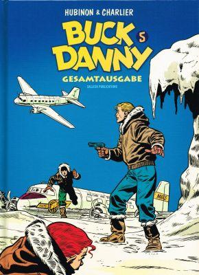 Buck Danny Gesamtausgabe, Band 5 (Salleck)