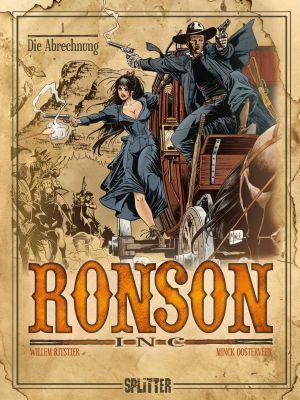 Ronson Inc., Band 1 (Splitter)