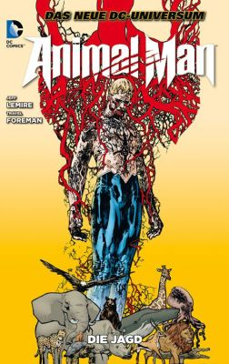 Animal Man, Band 1 (DC/Panini)