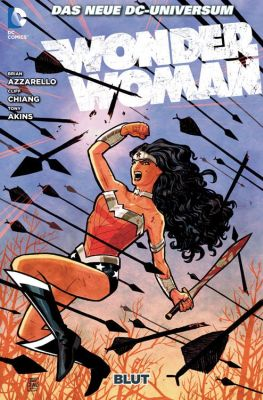 Wonder Woman, Band 1 (DC/Panini)