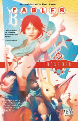 Fables, Band 16 (Vertigo/Panini)