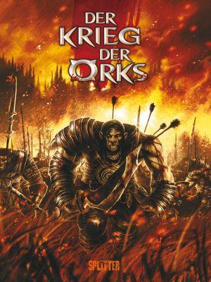 Der Krieg der Orks, Band 1 (Splitter)