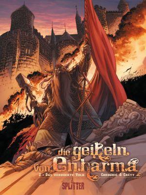 Die Geißeln von Enharma, Band 2
