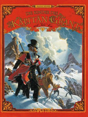 Die Kinder des Kapitän Grant, Band 1 (Splitter)