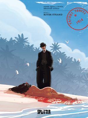 Tatort Tahiti, Buch 1: Roter Strand