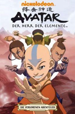 Avatar, Band 4: Die verlorenen Abenteuer