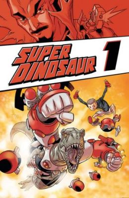 Super Dinosaur, Band 1+2 (Cross Cult)