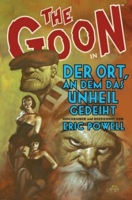 The Goon, Band 8 (Cross Cult)