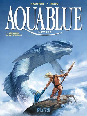 Aquablue: New Era, Band 1 (Splitter)