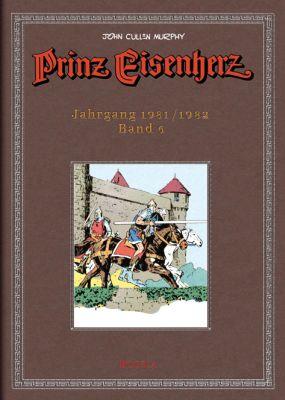 Prinz Eisenherz, Band 6: Jahrgang 1981/1982