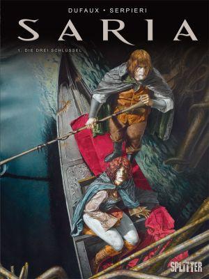 Saria, Band 1 (Splitter)