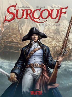 Surcouf, Band 1 (Splitter)