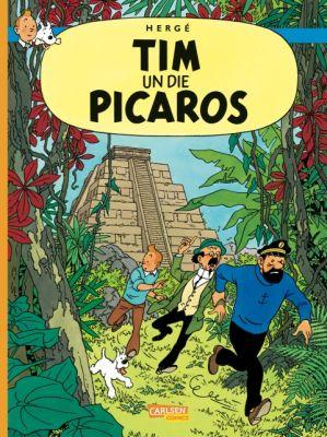 Tim un die Picaros – Hessische Ausgabe (Carlsen)