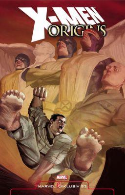 X-Men Origins, Hardcover