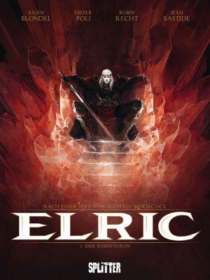 Elric, Band 1: Der Rubinthron (Splitter)