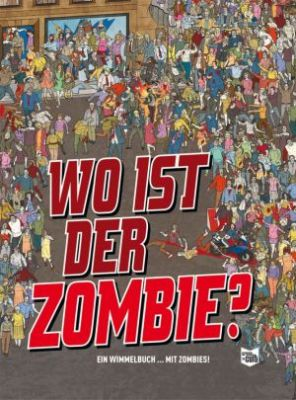 Wo ist der Zombie? (Cross Cult)