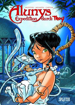 Alunys: Expedition durch Troy (Splitter)