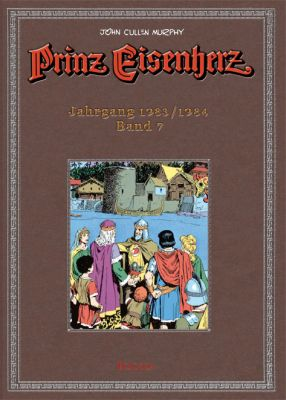 Prinz Eisenherz, Band 7 (Bocola)