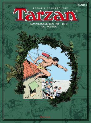 Tarzan, Band 3: 1935-1936 (Bocola)