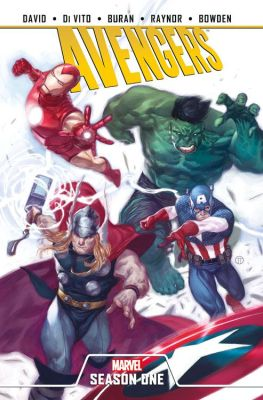 Marvel Season One: Avengers (Panini)