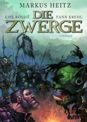 Die Zwerge, Band 1 (Splitter)