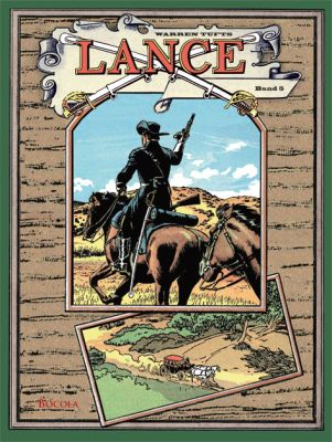 Lance, Band 5: 1958-1960 (Bocola)