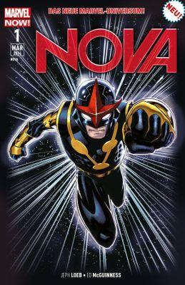 Nova, Band 1 (Panini)