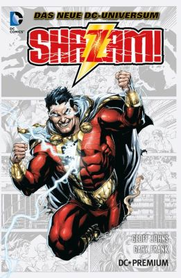 DC Premium: Shazam! (Panini)