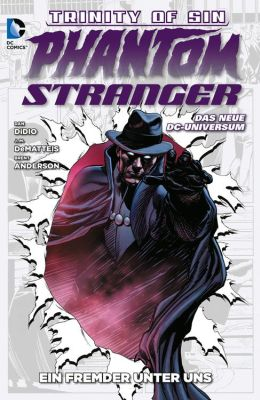Phantom Stranger, Band 1
