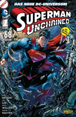 Superman Unchained, Heft 1 (Panini)