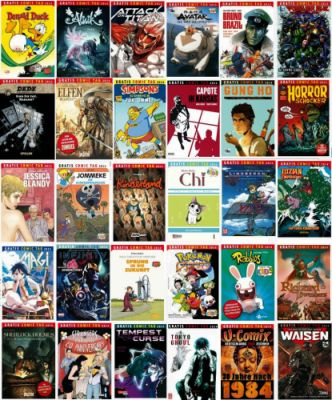 Alle Comics des Gratis Comic Tags