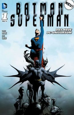 Batman/Superman, Band 1 (Panini)