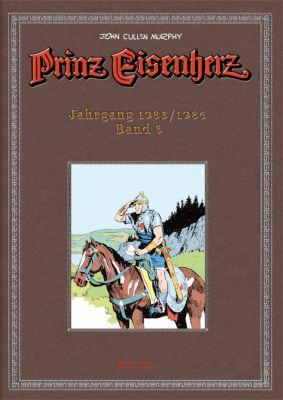 Prinz Eisenherz, Band 8: 1985-1986 (Bocola)