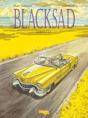 Blacksad, Band 5 (Carlsen)