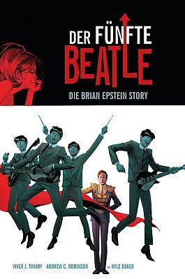 Der fünfte Beatle (Panini)