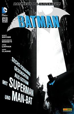 Batman Sonderband 43