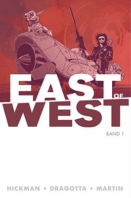 East of West, Band 1 (Panini)